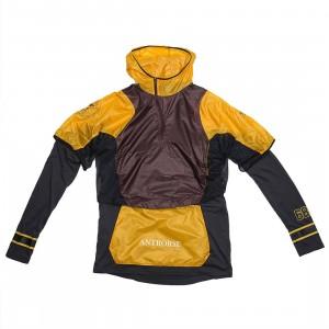 Nike Men U Nrg Gyakusou Transform Jacket (gold dart / deep burgundy / pale ivory)