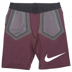 Nike Men U Nrg Gyakusou Helix Short (deep burgundy / iron grey / pale ivory)