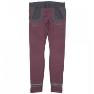 Nike Men U Nrg Gyakusou Helix Tights (deep burgundy / off noir / dk smoke grey)