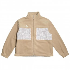 Nike Men Nrg Acg Microfleece Jacket (parachute beige / summit white)