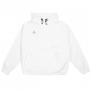 Nike Men M Nrg Acg Po Hoodie (summit white / blue hero)