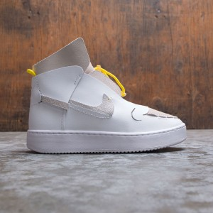 Nike Women Vandalised (white / white-chrome yellow-black)