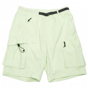 Nike Men Acg Cargo Shorts (lt liquid lime)