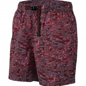 Nike Men Nrg Acg Aop Shorts (black)