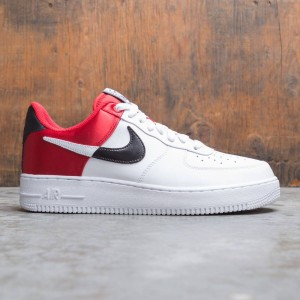 Nike Men Air Force 1 07 Lv8 (university red / white-black-white)