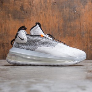 Nike Men Air Max 720 Waves (white / black-wolf grey-total orange)