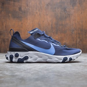 Nike Men React Element 55 (midnight navy / royal pulse-white-black)