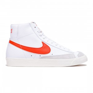 Nike Men Blazer Mid '77 Vintage (white / mantra orange-sail)