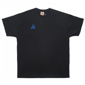Nike Men Nrg Acg Logo Tee (black / game royal)
