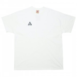 Nike Men Nrg Acg Logo Tee (summit white / black)