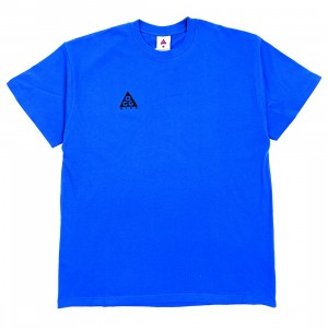 Nike Men Acg Tee (game royal / black)