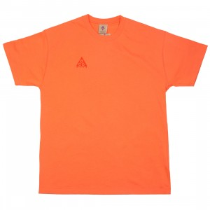 Nike Men Acg Tee (turf orange / habanero red)