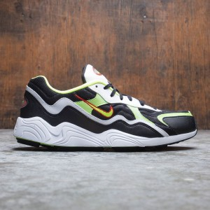 Nike Men Air Zoom Alpha (black / volt-habanero red-white)
