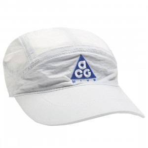 Nike Men Nrg Acg Tailwind Cap (summit white / racer blue)