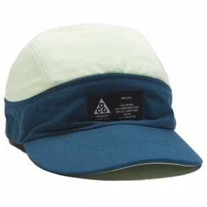 044fba4e1cb40 Nike Men Acg Tailwind Cap (blue force / barely volt)