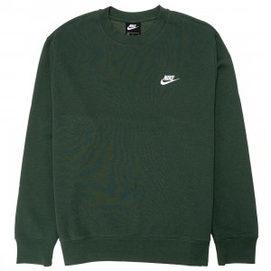 Nike Men Sportswear Club Fleece (galactic jade / white)