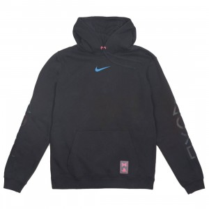 Nike Men Pg X Playstation Hoody (black / blue nebula)