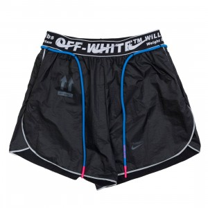 Nike X Off-White Women Nrg As #23 Shorts (black)