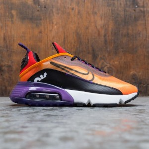 Nike Men Air Max 2090 (magma orange / black-eggplant-habanero red)