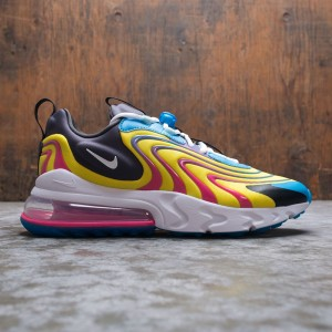 Nike Men Air Max 270 React Eng (laser blue / white-anthracite-watermelon)