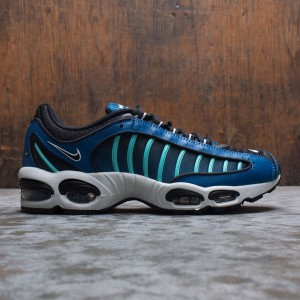 Nike Men Air Max Tailwind Iv (industrial blue / black-pure platinum)