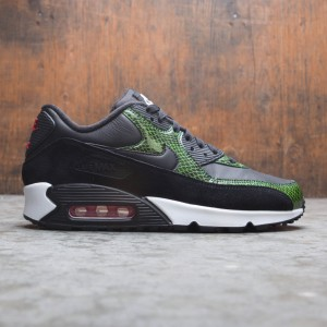 Nike Men Air Max 90 Qs (black / black-cyber-fir)