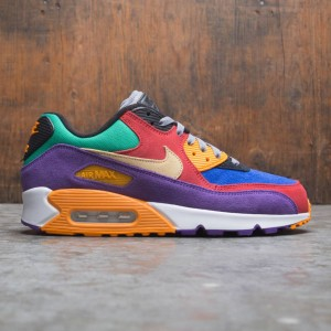Nike Men Air Max 90 (university red / pale vanilla-hyper grape)