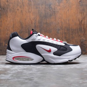 Nike Men Air Max Triax 96 (white / university red-black-silver)