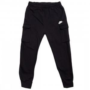 Nike Men Sportswear Club Fleece Cargo Pants (black / black / white)
