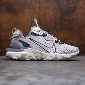 Nike Men React Vision (vast grey / black-sail-white)