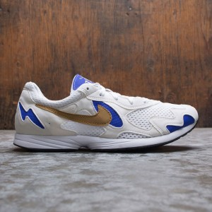 Nike Men Air Streak Lite (summit white / metallic gold-white)