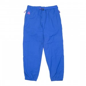 Nike Men Nrg Acg Trail Pants (hyper royal / rush pink)