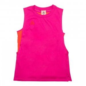 Nike Women Nrg Acg Tank Top (sport fuchsia / habanero red / hyper royal)