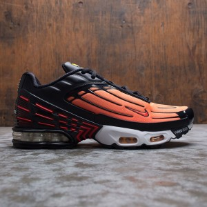 Nike Men Air Max Plus Iii (black / pimento-bright ceramic-resin)