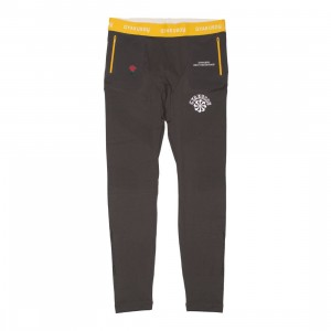 Nike Men Nrg Na Helix Tights - Gyakusou (deep pewter / mineral yellow)