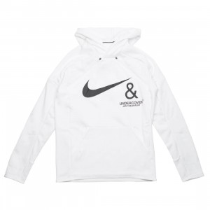 Nike Men M Nrg Tc Hoodie (white / black)