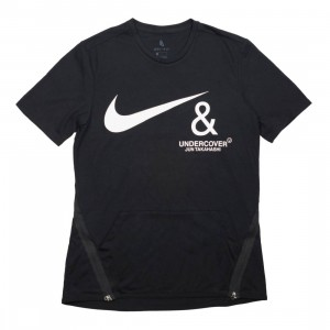 Nike Men M Nrg Tc Top Ss Pocket Tee (black / white)