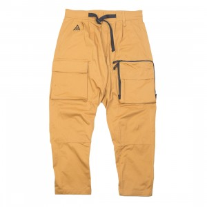 Nike Men Nrg Acg Woven Cargo Pants (wheat)
