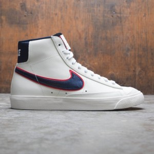 newest ce4e9 d2a33 Nike Men Blazer Mid 77 Vintage Qs Baseball Opening Day (sail    obsidian-total