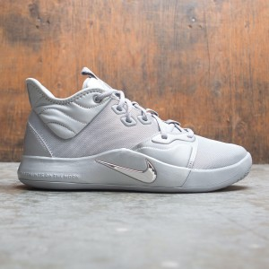 Nike Men Pg 3 X Nasa (reflect silver / reflect silver)