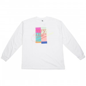 Nike x Atmos Men Nrg Long Sleeve Tee (white)