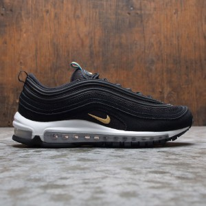Nike Men Air Max 97 (black / metallic gold-white)