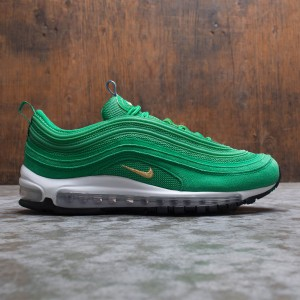 Nike Men Air Max 97 (lucky green / metallic gold-white-black)