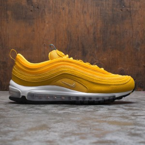 Nike Men Air Max 97 (amarillo / metallic gold-white-black)
