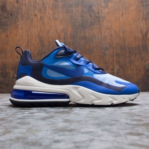 Nike Men Air Max 270 React (pacific blue / hyper blue-university blue)