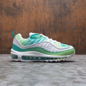 Nike Women Air Max 98 Se (oracle aqua / white-barely volt-white)