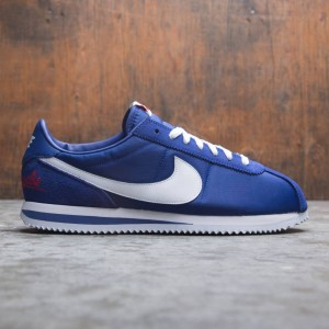 Nike Men Cortez Basic (deep royal blue / white-metallic silver)
