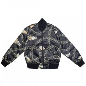 Nike Women Sportswear Synthetic Fill Icon Clash Jacket (black)