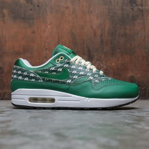 Nike Men Air Max 1 Premium (pine green / pine green-true white)