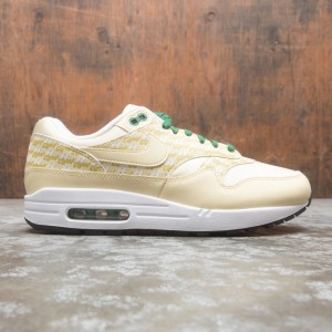 Nike Men Air Max 1 Premium (lemonade / lemonade-pine green-true white)